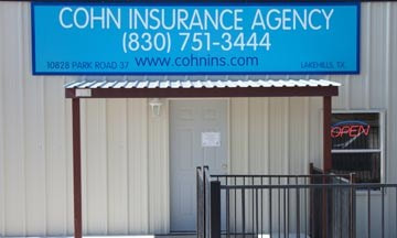 Cohn Insurance Agency - Front Office